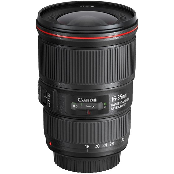 Canon EF 16-35mm f4 L IS USM (9518B005)