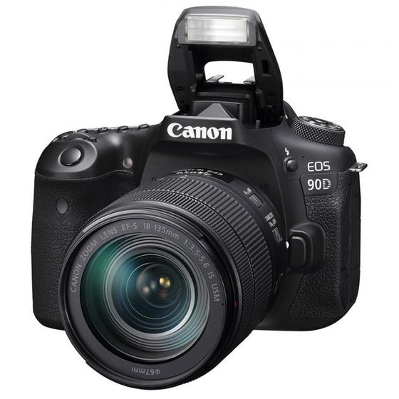 Canon EOS 90D Kit 18-135 mm IS USM (3616C017)