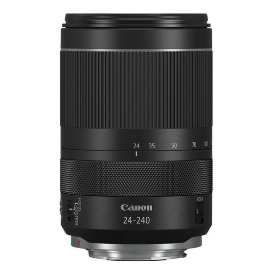 Canon RF 24-240mm F4-6.3 IS USM BULK