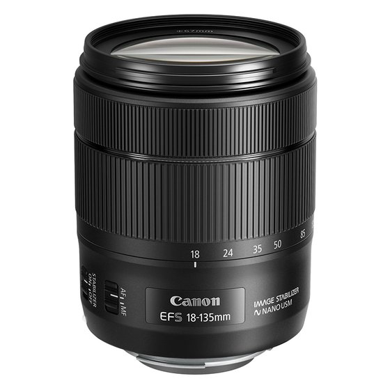 Canon EF-S 18-135mm f3.5-5.6 IS USM Bulk