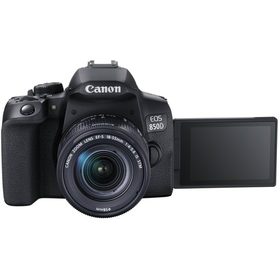 Canon 850D Kit 18-55 mm STM