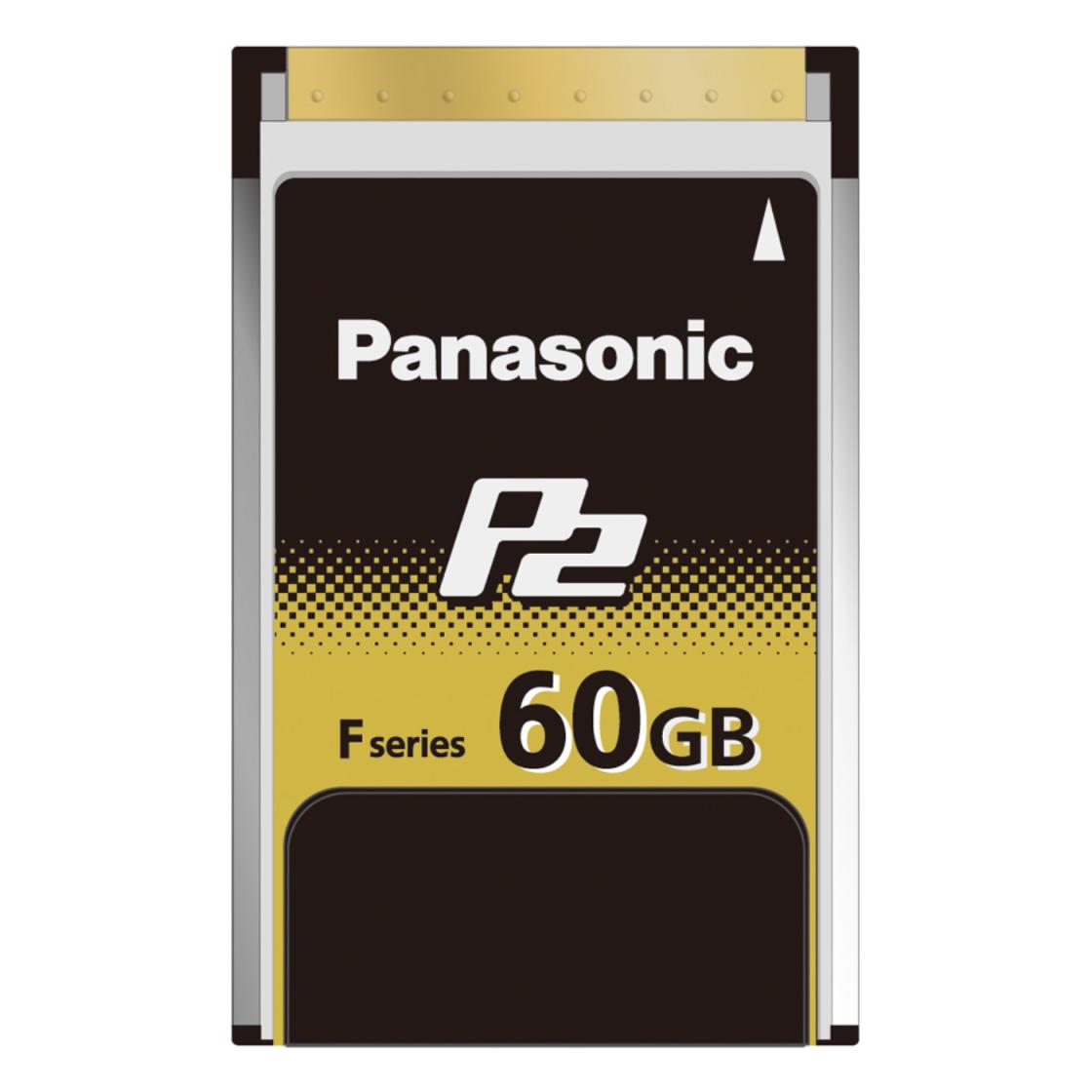 Panasonic Panasonic Card AJ-P2E060FG 60 GB P2-Speicherkarte F-Series