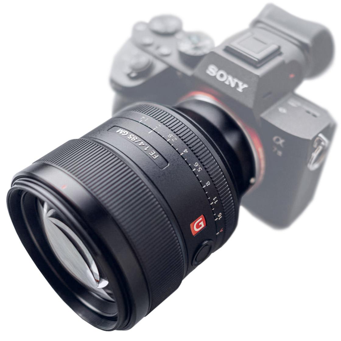 Sony 85mm F1.4 GM E-mount Vollformat