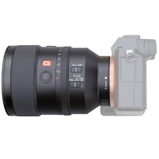 Sony 135mm F1,8 FE GM Vollformat