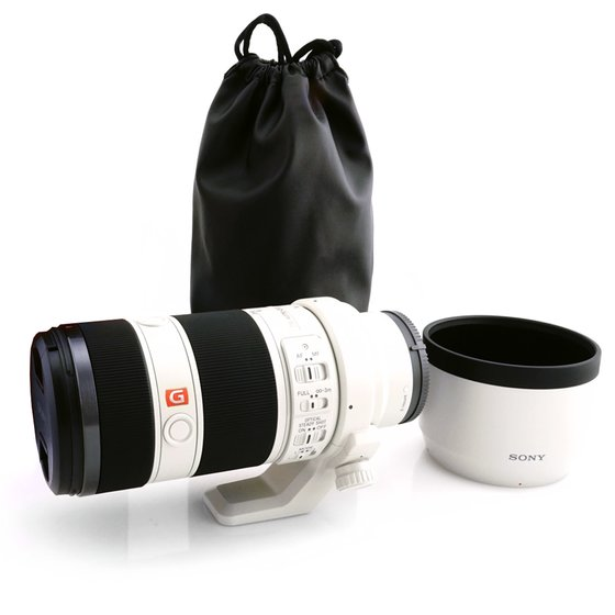 Sony 70-200mm F2.8 GM OSS E-Mount Zoomobjektiv