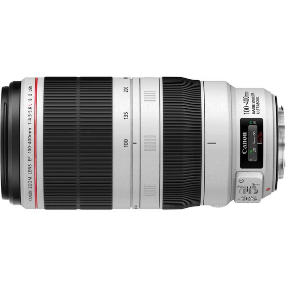 Canon EF 100-400mm f4.5-5.6 L IS II USM (9524B005)