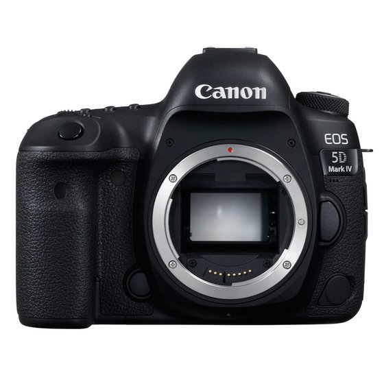 Canon EOS 5D Mark IV Body (1483C025)